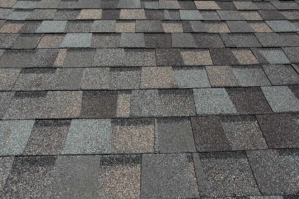 roofs with Asphalt Shingles
