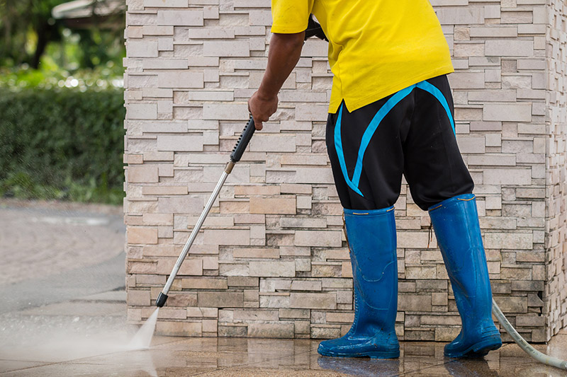 power washers in Tomball