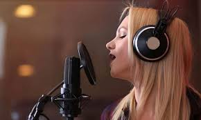 aula de canto