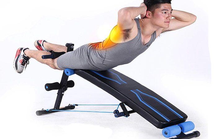 Belly flex chair