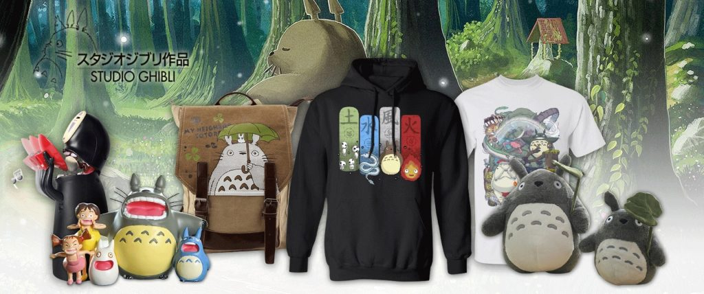 Studio ghibli Clothing