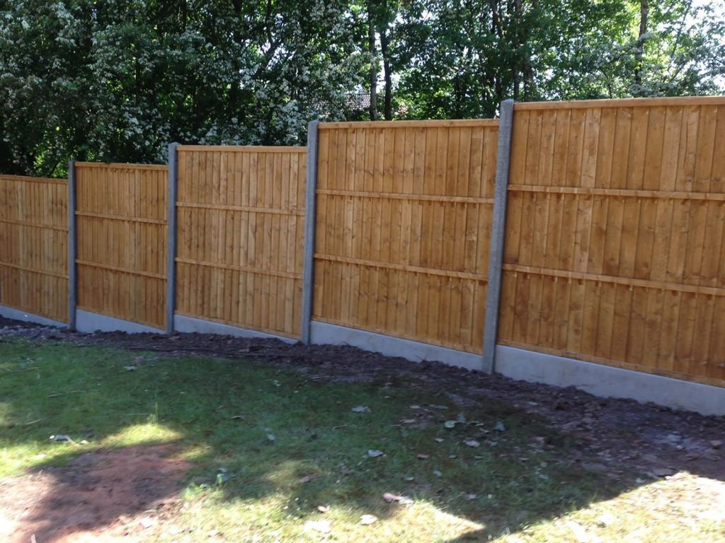 fencing in redditch