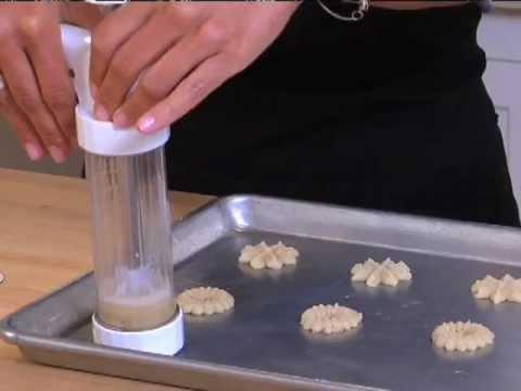 heating cookies